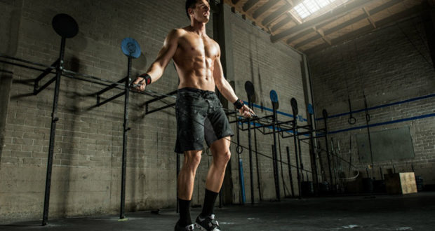 kipping Rope Ain't just for Girls: It's a Sick Exercise!