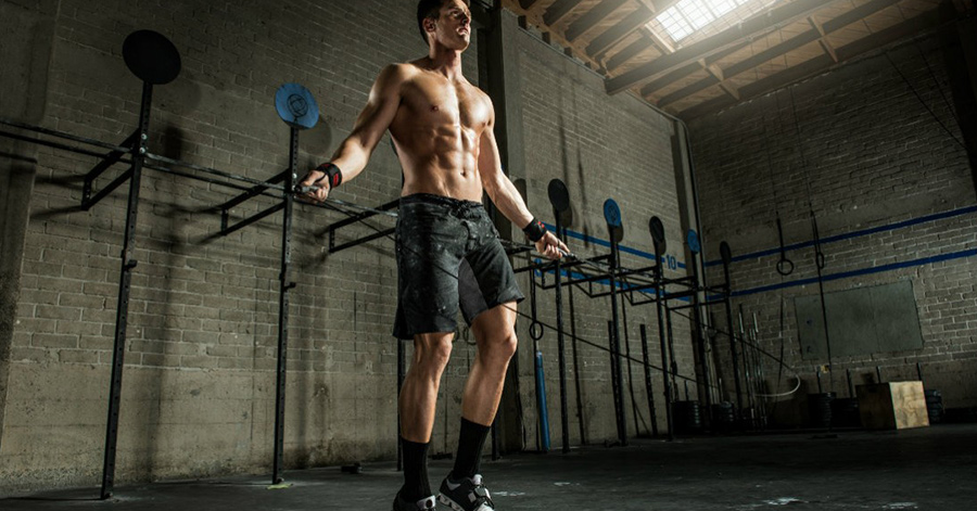 Skipping Rope Ain't just for Girls: It's a Sick Exercise!