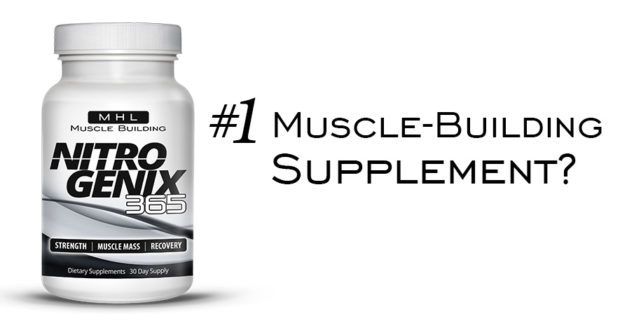Nitro Genix 365 Review - #1 Muscle-Building Supplement?