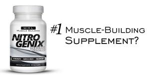 Nitro Genix 365 Review - #1 Muscle-Building Supplement?