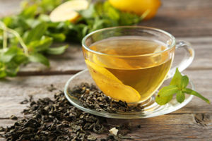 Green Tea Fat Burner Components