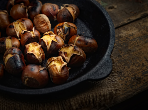 Benefits to Eating Chestnuts-Why They're More Than Just a Holiday Decoration