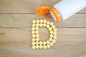 Vitamin D supplement c