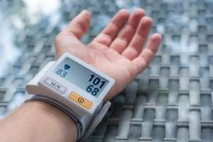 BP monitor with low to normal blood pressure levels