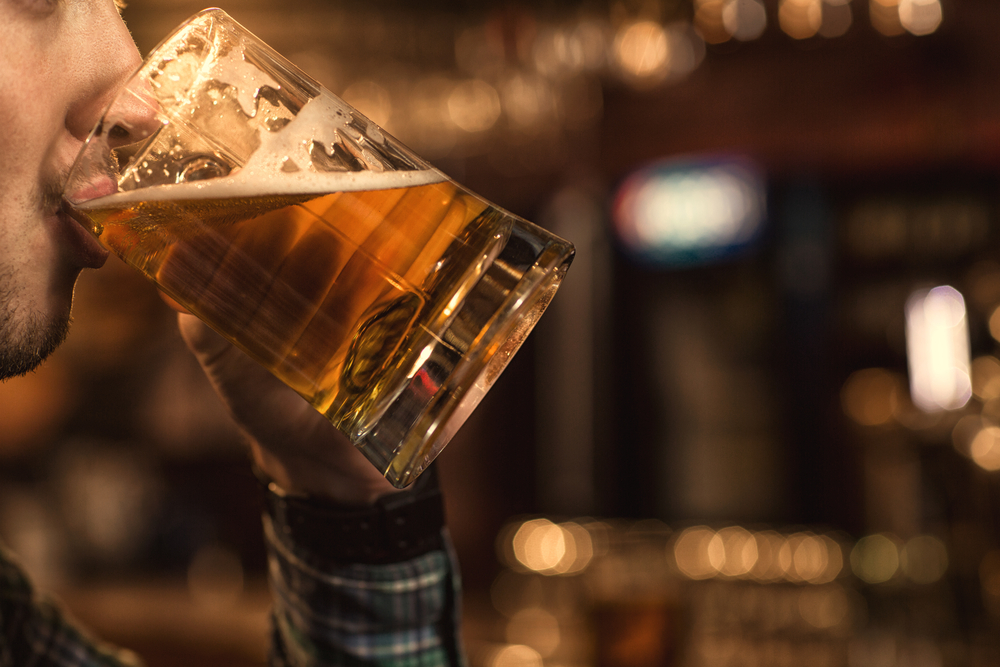 Want to Perform Better Between the Sheets? Ditch the Alcohol
